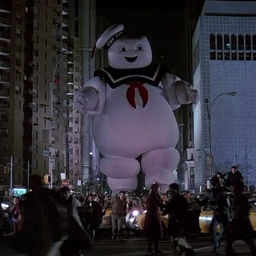 Answer STAY PUFT