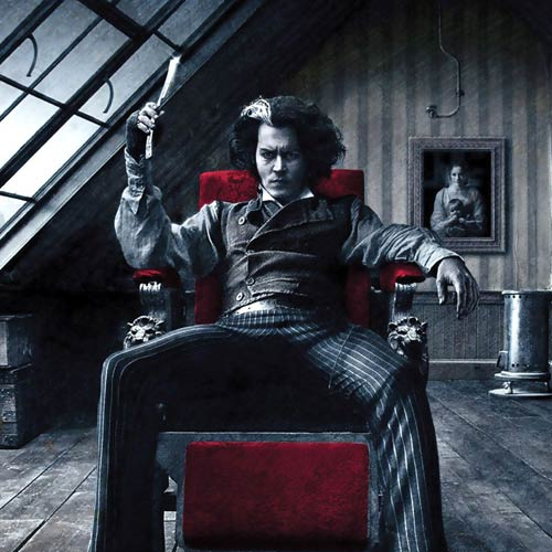 Answer SWEENEY TODD