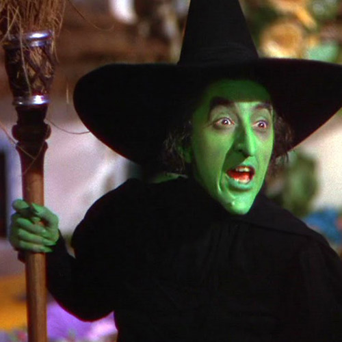 Answer WICKED WITCH
