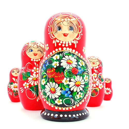 Answer MATRYOSHKA
