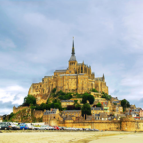 Answer MONT ST MICHEL