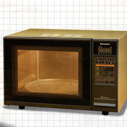 Answer MICROWAVE