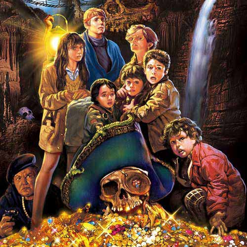 Antwort THE GOONIES