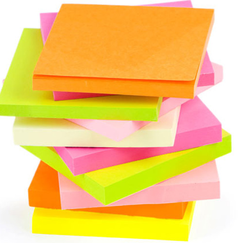 Antwort POST-ITS