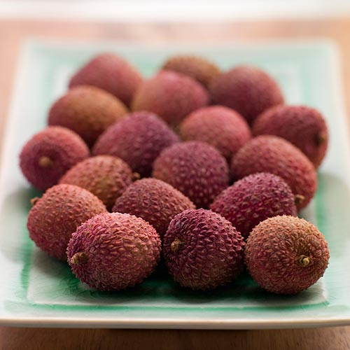 Answer LYCHEES