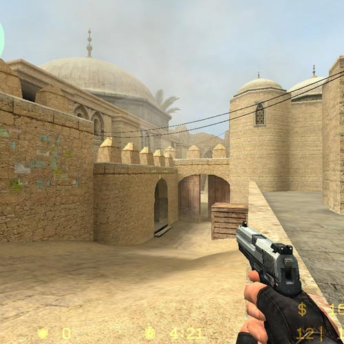 Answer COUNTER STRIKE