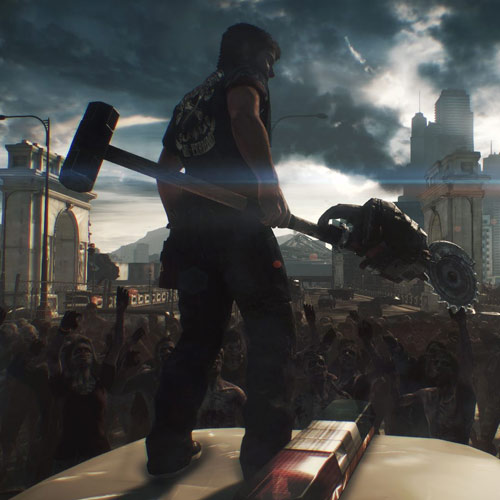 Answer DEAD RISING 3