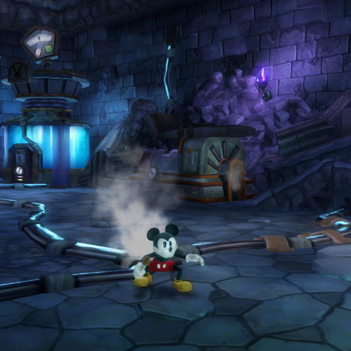 Answer EPIC MICKEY