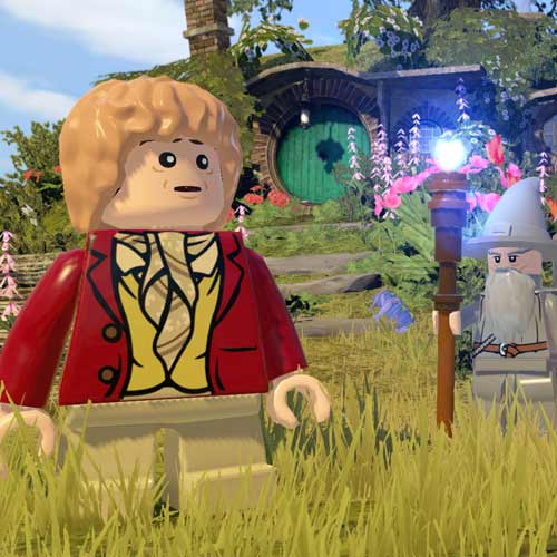 Answer LEGO THE HOBBIT