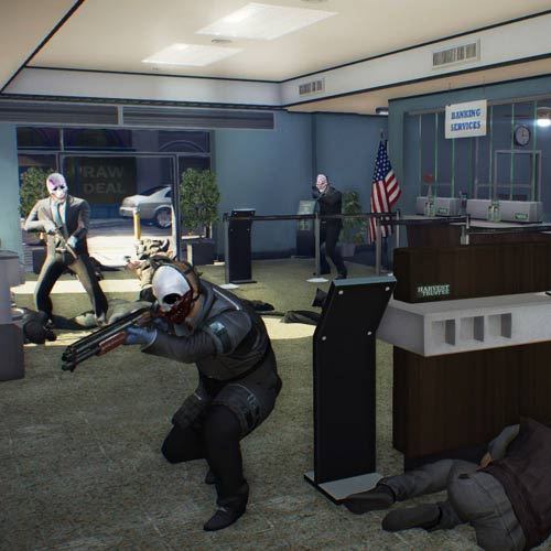 Answer PAYDAY 2