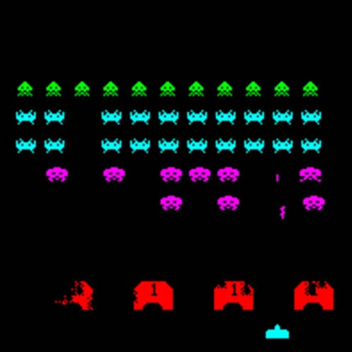 Answer SPACE INVADERS