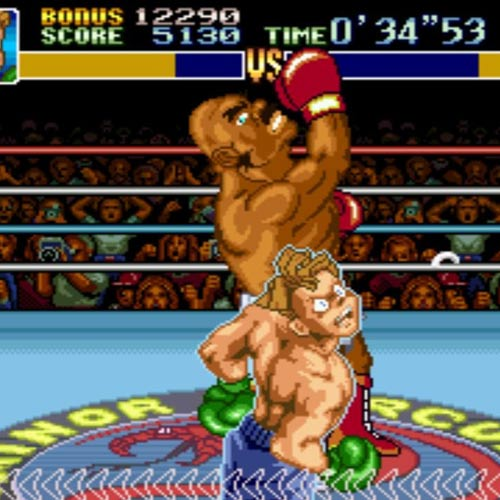 Answer SUPER PUNCH-OUT