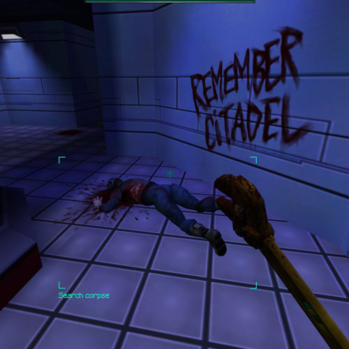 Answer SYSTEM SHOCK 2