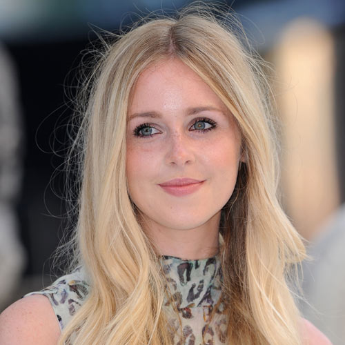 Answer DIANA VICKERS