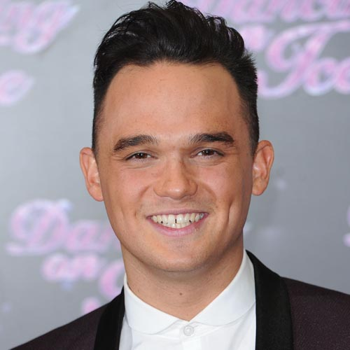 Answer GARETH GATES