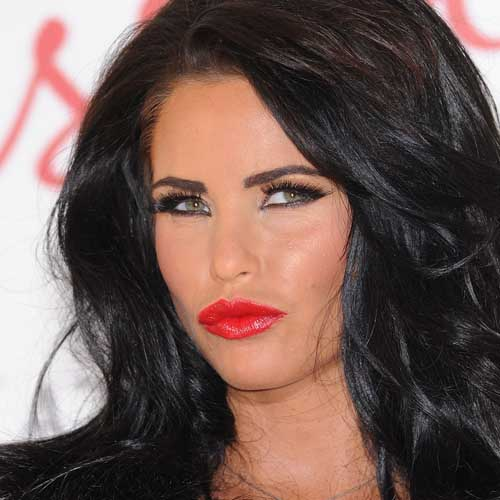 Answer KATIE PRICE