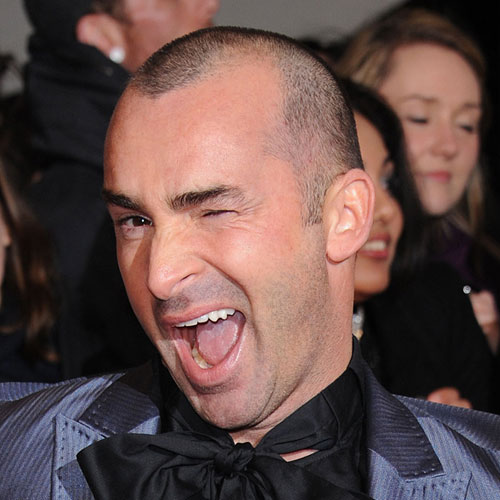 Answer LOUIE SPENCE