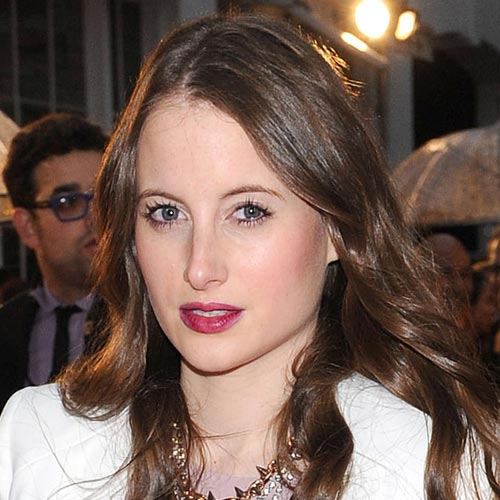 Answer ROSIE FORTESCUE