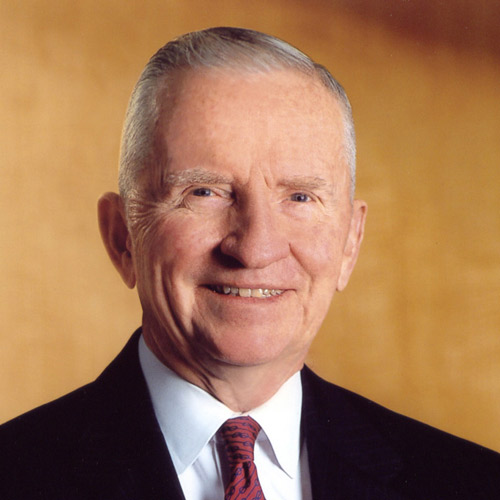 Answer ROSS PEROT