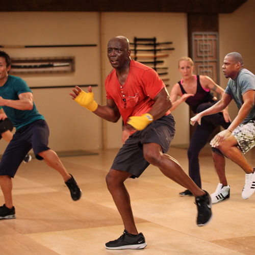 Answer BILLY BLANKS