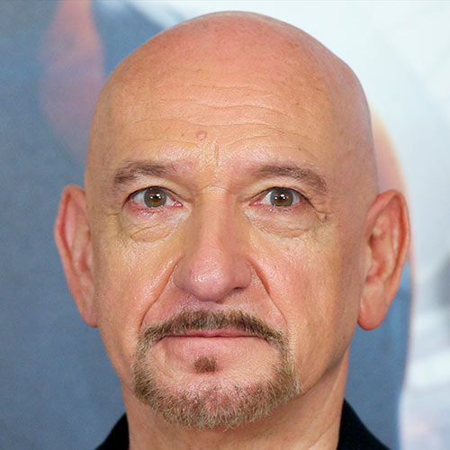 Answer BEN KINGSLEY