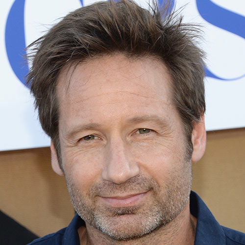 Answer DAVID DUCHOVNY