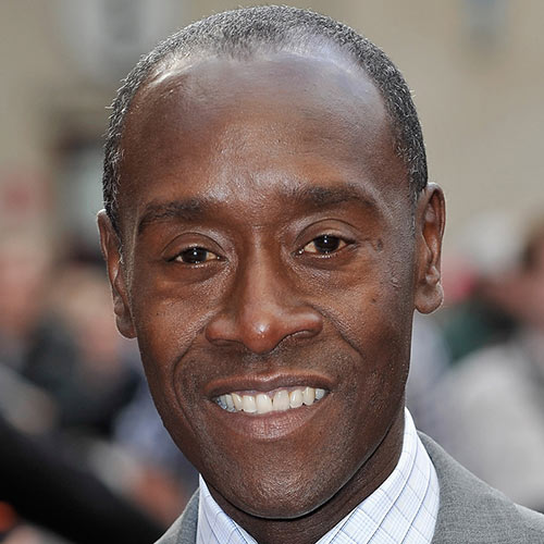 Answer DON CHEADLE