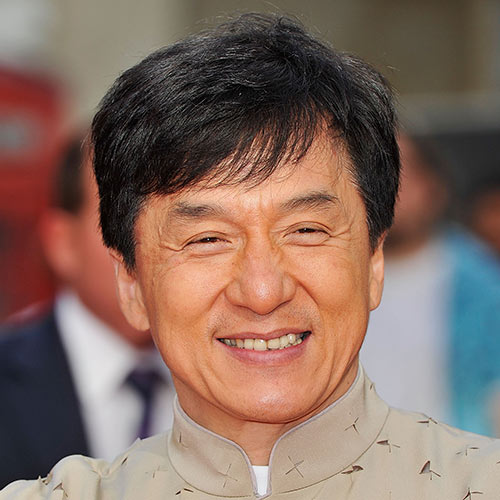 Answer JACKIE CHAN