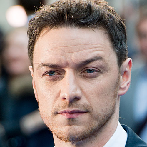 Answer JAMES MCAVOY