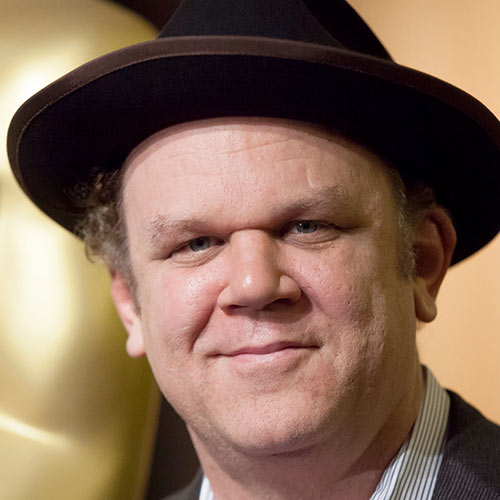 Answer JOHN C REILLY