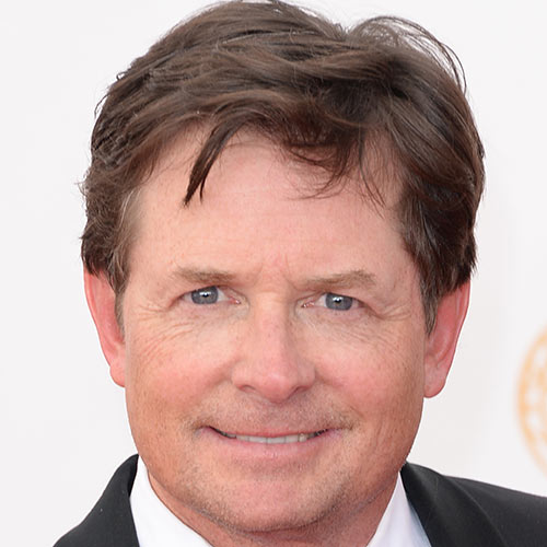 Answer MICHAEL J FOX
