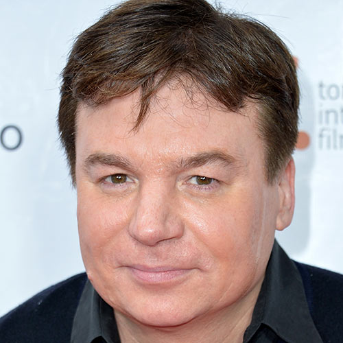 Answer MIKE MYERS