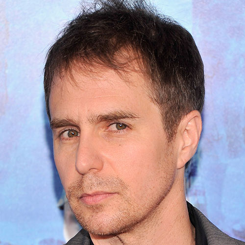 Answer SAM ROCKWELL