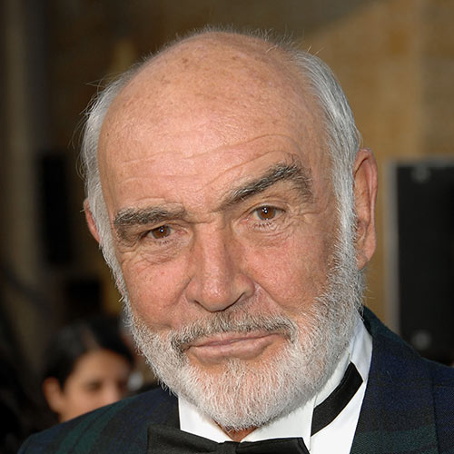 Answer SEAN CONNERY