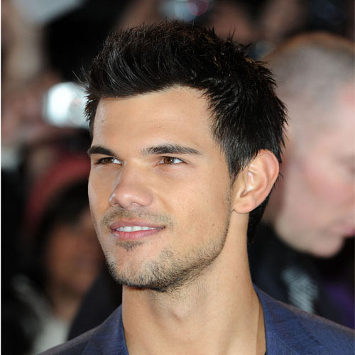Answer TAYLOR LAUTNER