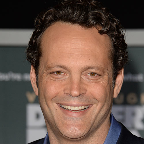 Answer VINCE VAUGHN