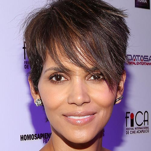 Answer HALLE BERRY