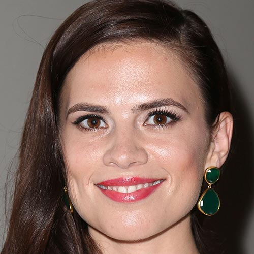Answer HAYLEY ATWELL