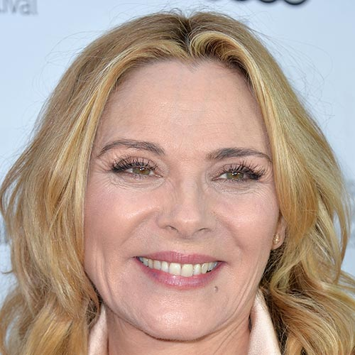 Answer KIM CATTRALL