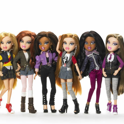 Answer BRATZ DOLLS