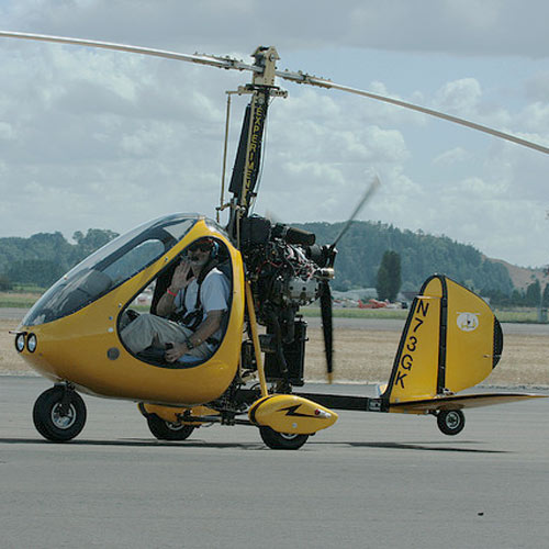 Answer GYROPLANE