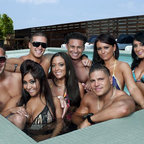 Answer JERSEY SHORE