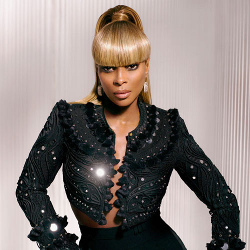 Answer MARY J BLIGE