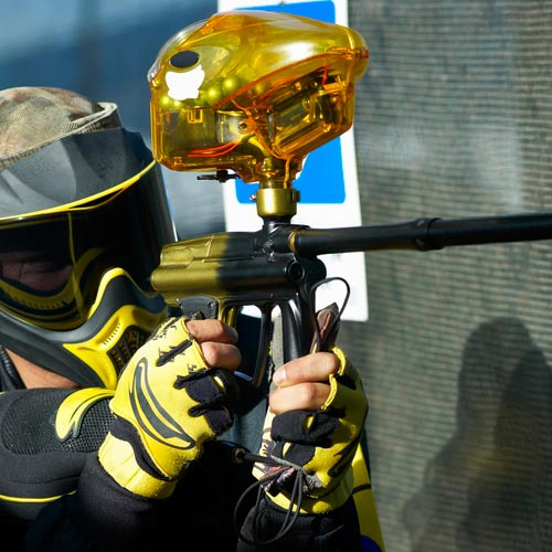 Answer PAINTBALL