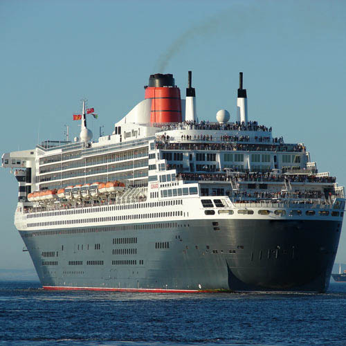 Answer QUEEN MARY 2