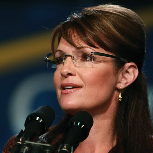 Answer SARAH PALIN