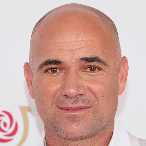 Answer ANDRE AGASSI