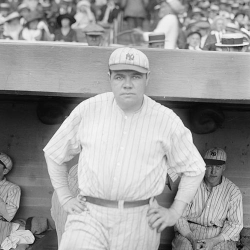 Answer BABE RUTH