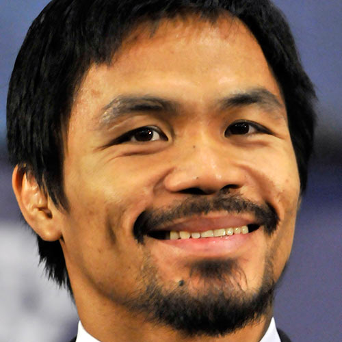 Answer MANNY PACQUIAO