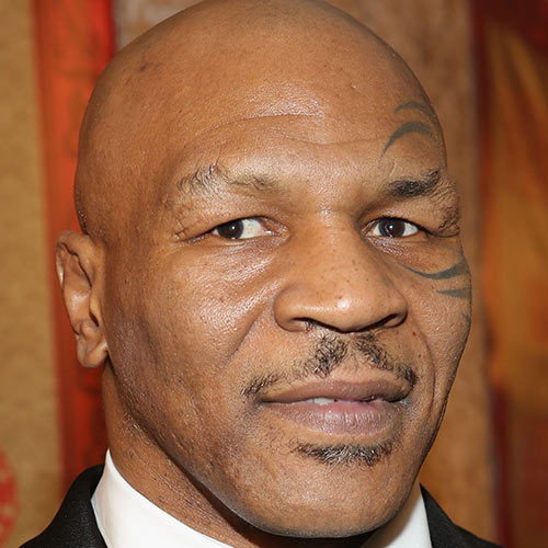 Answer MIKE TYSON